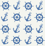 Vector pattern nautical Stock Photos