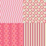 Vector Pattern Set vector illustration