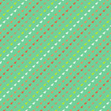 Vector pattern with triangles in hipster style. Vector multicolor pattern with small triangles in hipster style. Seamless texture for web, print, website Royalty Free Illustration
