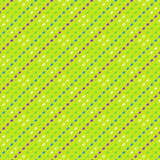 Vector pattern with triangles in hipster style Royalty Free Stock Photography