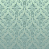 Vector pattern in vintage style Stock Image