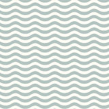 Vector pattern with waves. Sea Concept Stock Images