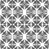 Monochrome seamless pattern in white background. This vector pattern is for website background, wallpaper, screen sever, book cover, screen printing, laser Stock Photography