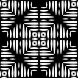 Monochrome seamless pattern in white background. This vector pattern is for website background, wallpaper, screen sever, book cover, screen printing, laser Royalty Free Stock Image