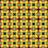 Vector_patternmeetkunde 1 Royalty-vrije Stock Afbeeldingen