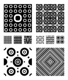 Vector Patterns Stock Photography