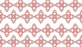Vector patterns. For background or wallpaper Stock Images