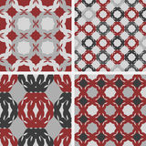 Vector patterns. Cherry Royalty Free Stock Photo