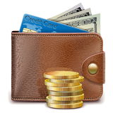 Vector Payment Concept Royalty Free Stock Photography