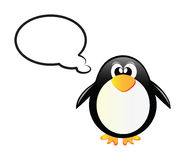 Vector Penguins Royalty Free Stock Images