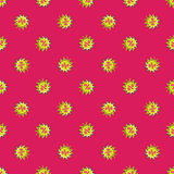 Vector percentage signs seamless pattern. Sale Stock Photography