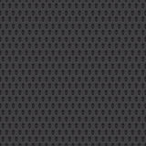 Vector Perforated Material Seamless Background Stock Photos