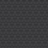 Vector Perforated Material Seamless Background. Technology vector geometric perforated material seamless dark grey background for applications (app), web user Royalty Free Stock Images