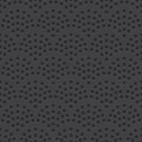 Vector Perforated Material Seamless Background Stock Images