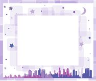 Vector photoframe Royalty Free Stock Photos