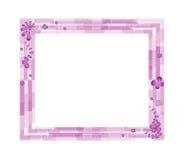Vector photoframe Royalty Free Stock Photos