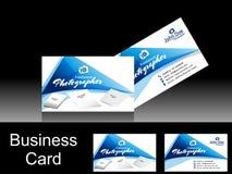 Vector Photographer Business Card Stock Photos