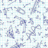 Vector physics pattern Stock Photo