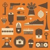 Vector pictogram Royalty-vrije Stock Afbeeldingen