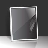 Vector picture frame background Royalty Free Stock Photos