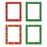 Vector picture frame Royalty Free Stock Photography