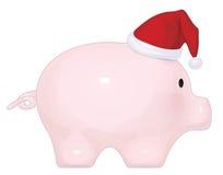 Vector piggybank. Stock Image