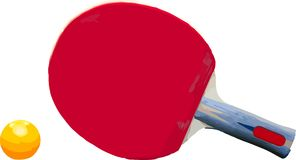 Vector ping pong Stock Photo