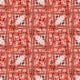 Vector pink abstract triangles horizontal frame Royalty Free Stock Image