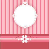 Vector pink background Stock Photo