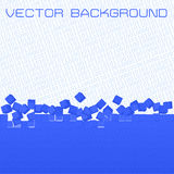 Vector pixel background Royalty Free Stock Photo