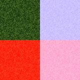 Vector pixel backgrounds Royalty Free Stock Image
