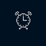 Vector pixel icon isolated, 8bit graphic element. Simplistic ala Stock Photos