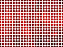 Vector pixels background Stock Image