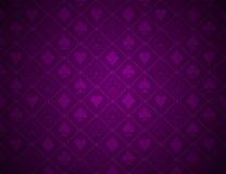 Vector Poker Background royalty free illustration