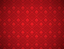 Vector Poker Background Royalty Free Stock Photo