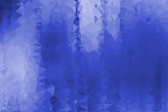 Vector polygon Abstract background Stock Images