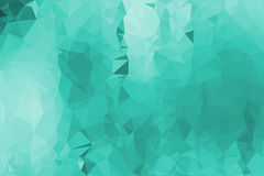 Vector polygon Abstract background Royalty Free Stock Images
