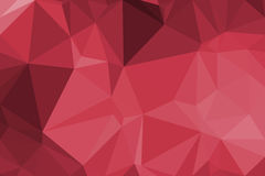 Vector polygon Abstract background Royalty Free Stock Image