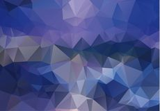 Abstract geometric background with polygons. Info graphics composition with geometric shapes.Retro label design. Vector Polygon Abstract modern Polygonal Stock Photos