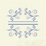 Vector populaire elementen Royalty-vrije Stock Foto's