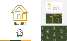 Vector : 100 % Premium Quality badge logo with gold and dark pur Stock Photos