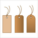 Vector price tag Royalty Free Stock Photo