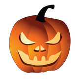 Vector pumpkin. Halloween Royalty Free Stock Photos