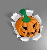 Vector Pumpkin Royalty Free Stock Photography