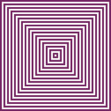 Vector purple and white abstract illusion backgrou Stock Image