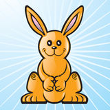 Vector Rabbit Stock Photo