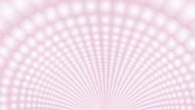 Vector abstract background with blur. Vector radial blur special effect. Optical illusion of tunnel. Abstract background with perspective. Blurred background royalty free illustration