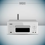 Vector Radio Stock Photos
