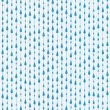 vector rain drops background vector illustration