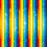 Vector. Rainbow background. Vector festive abstract background. Rainbow Royalty Free Stock Images